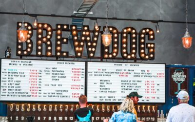 Know Your Stops: Brew Dog Brewing